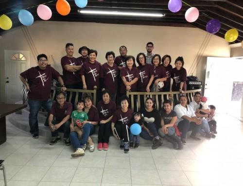 멕시코 샌루이스 리오 콜로라도 선교 2018